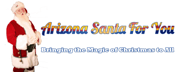 Santa for Hire – Arizona Santa for You